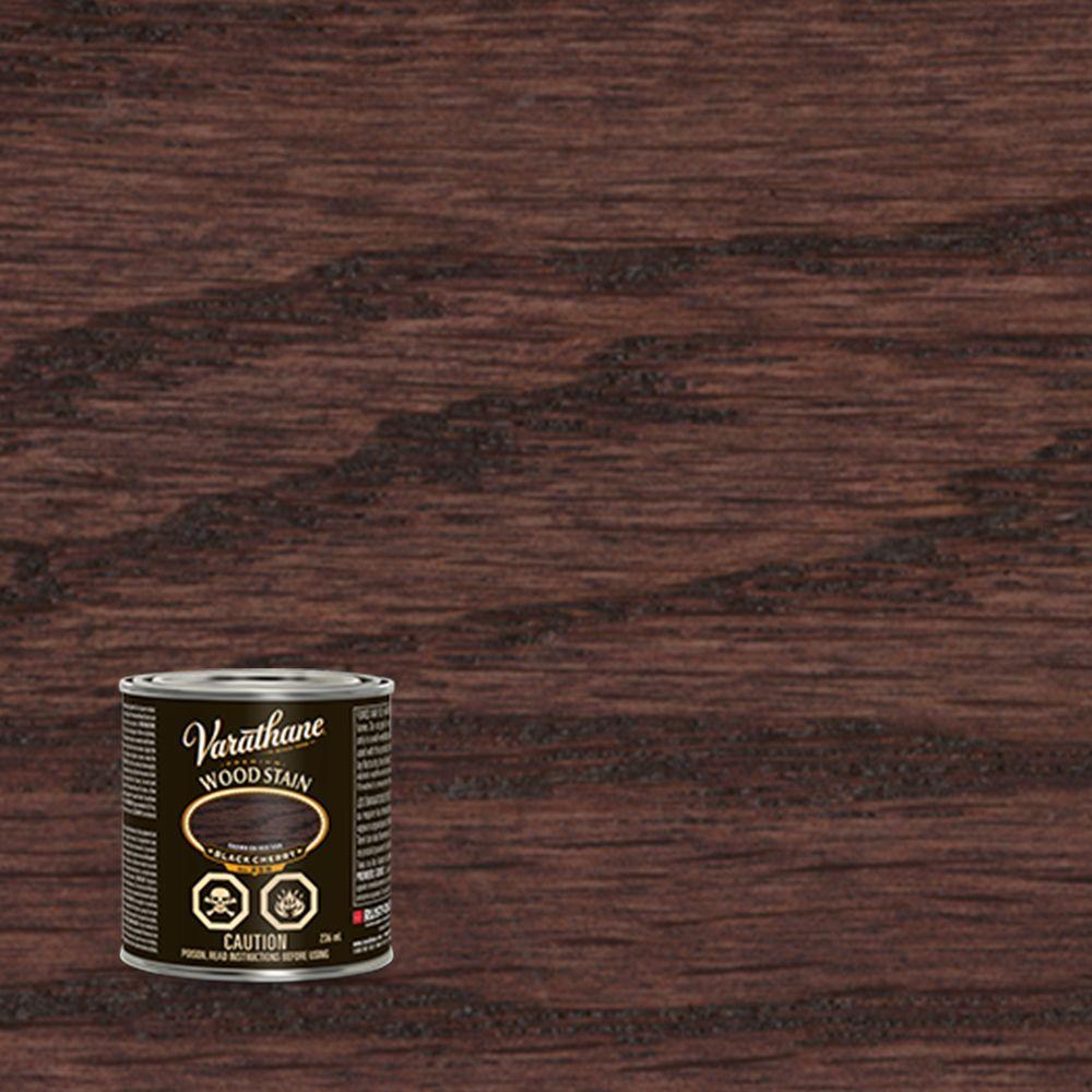 Varathane Teinture Pour Bois Premier Cerisier Noir - 236ml
