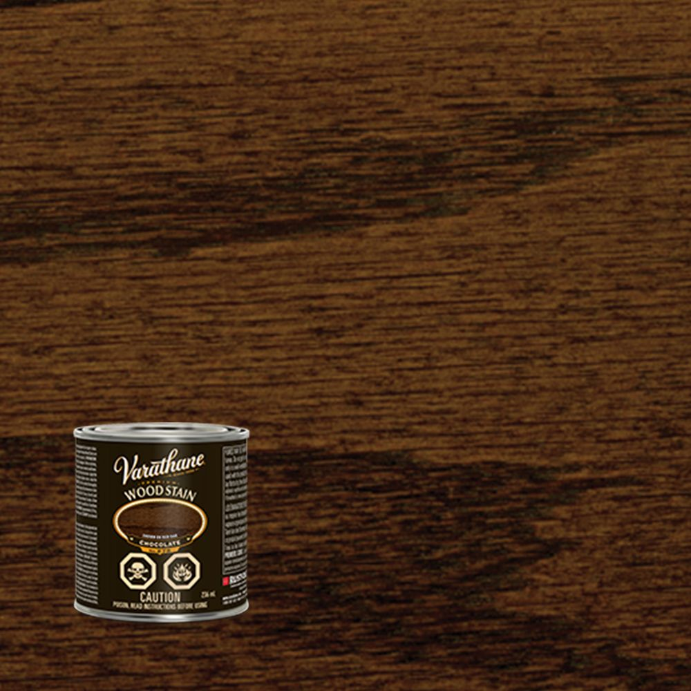 Varathane Teinture Pour Bois Premier Chocolat- 236ml