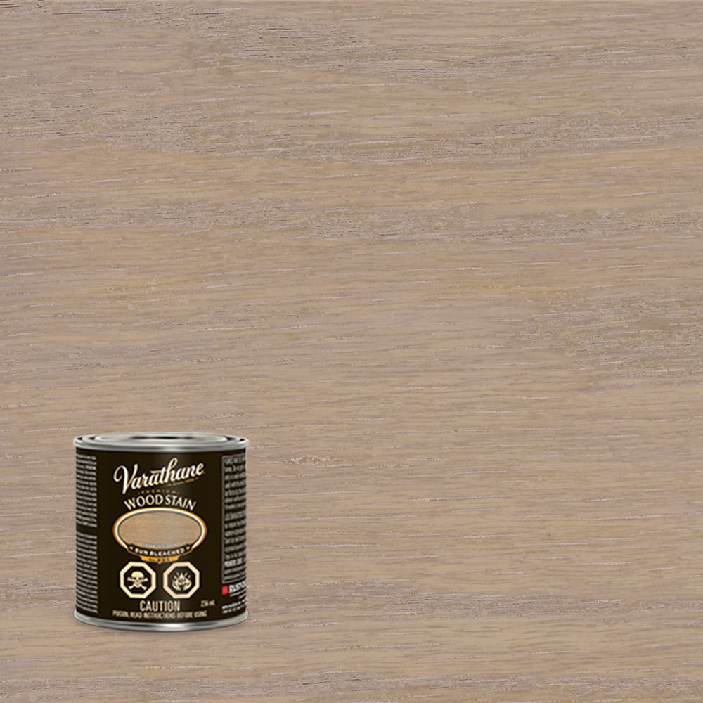 Varathane Teinture Pour Bois Premier Blan Jauni - 236ml