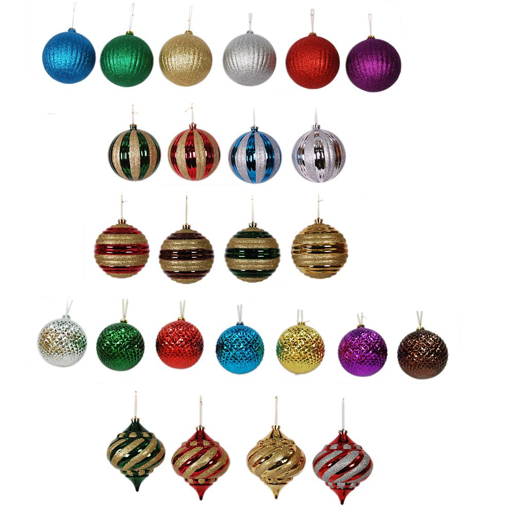 Home Accents Holiday Shatter Proof Ornament - 150 mm