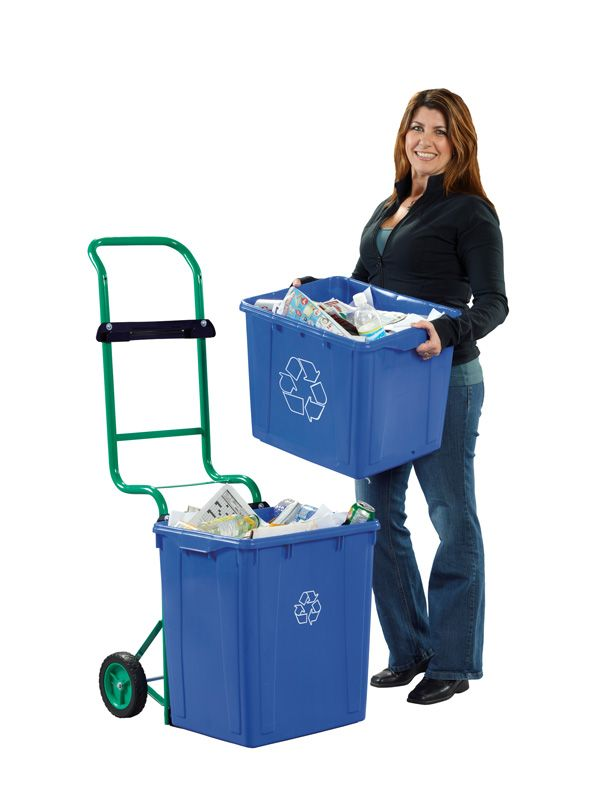 Recycle Bin Dolly