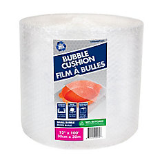 3/16-inch x 12-inch x 100 ft. Bubble Cushion Wrap