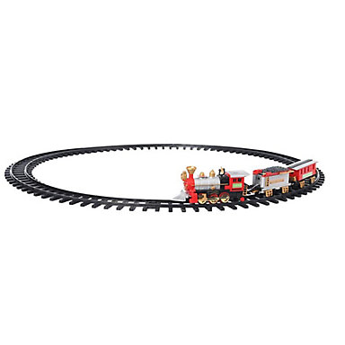 christmas tree train set with 9 ft track - Train Set For Christmas Tree