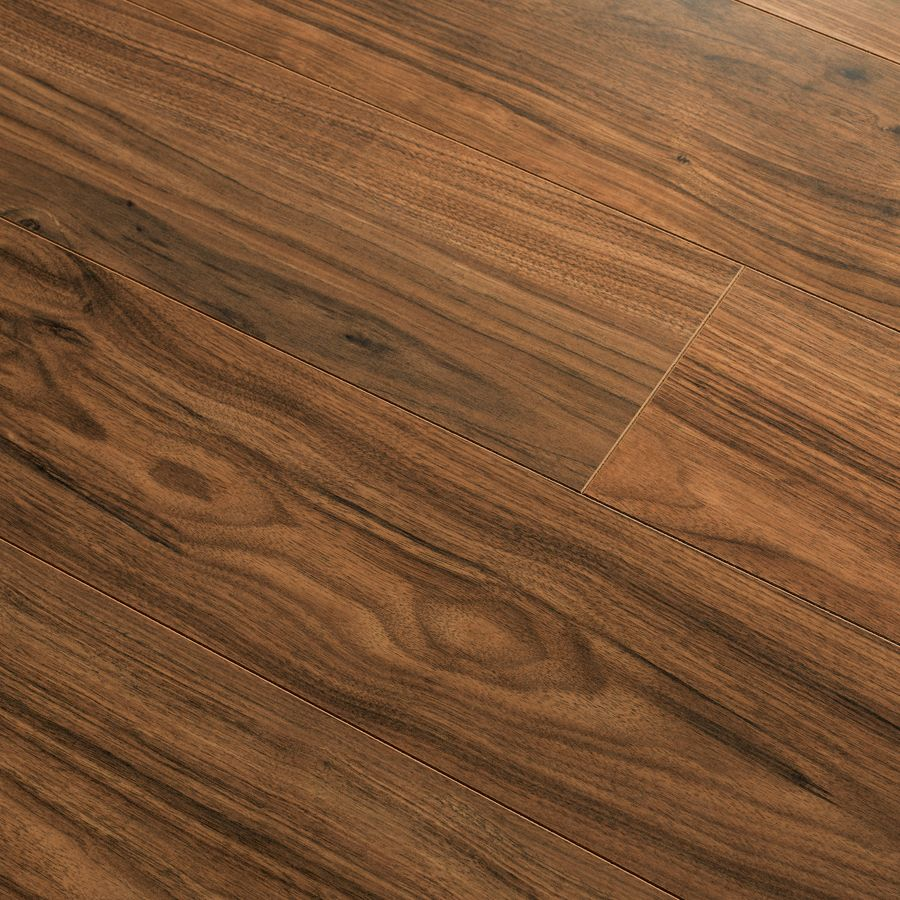 Laminate, New Frontiers Morris Walnut - Dark Roast