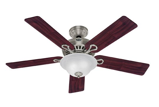 Ventilateur de plafond Vista de 52 po
