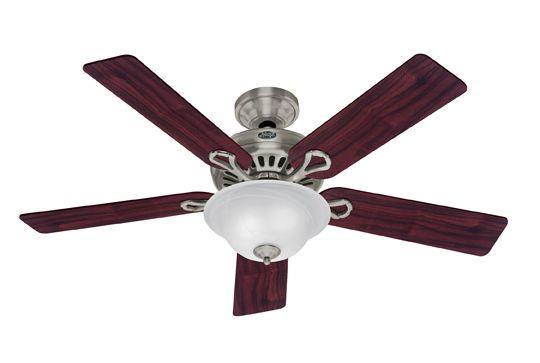 52 In. Vista - Brushed Nickel Ceiling Fan