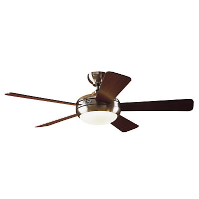 Hunter palermo brushed nickel ceiling fan 52 inch the home depot hunter palermo brushed nickel ceiling fan 52 inch the home depot canada aloadofball Gallery