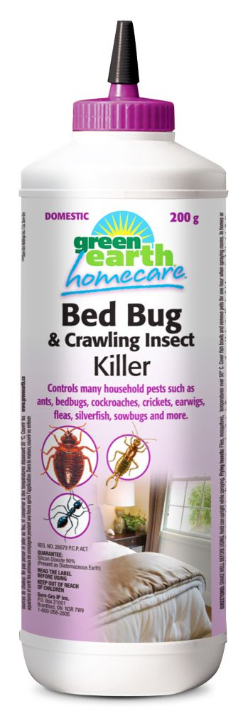 Bed Bug Killer Dust