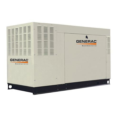 Generac 45,000 Watt (LP) / 45,000 Watt (NG) GUARDIAN Elite Liquid-Cooled Standby Generator