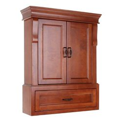 Foremost International Armoire murale Naples