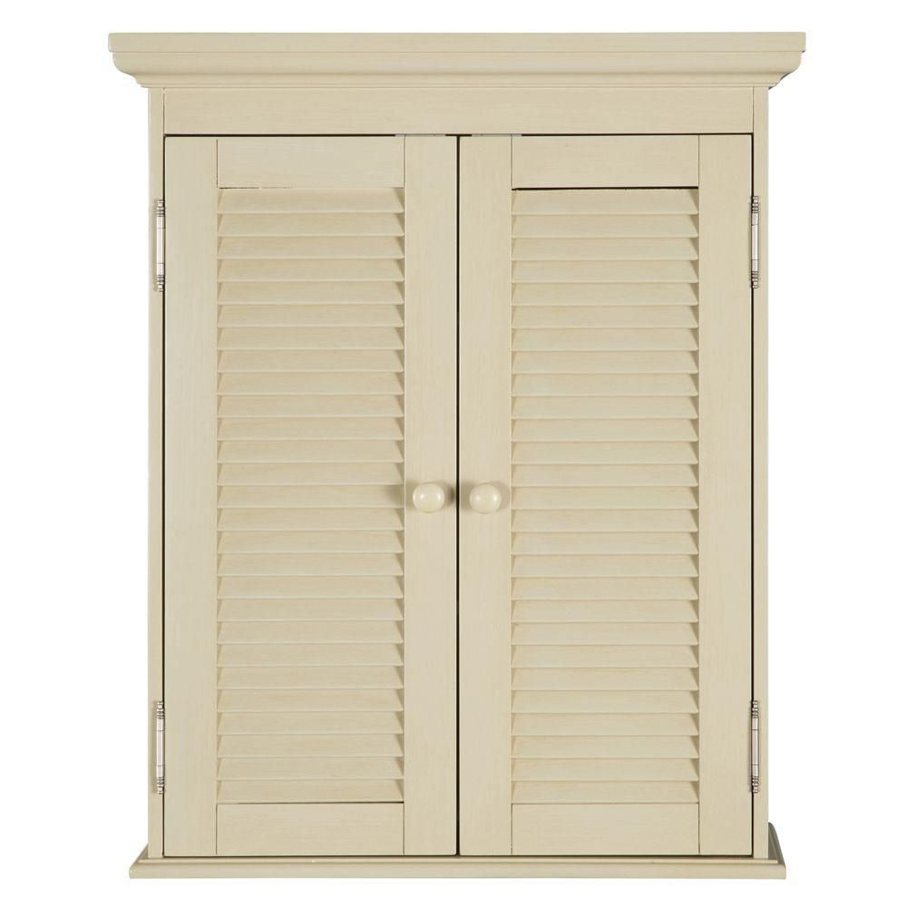 Cottage Armoire murale