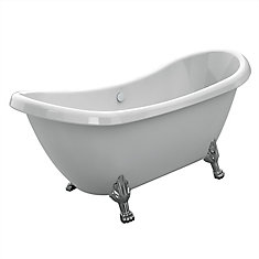 Bathtubs Amp Whirlpools The Home Depot Canada