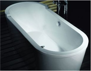 ARTO Acrylic Freestanding Bathtub
