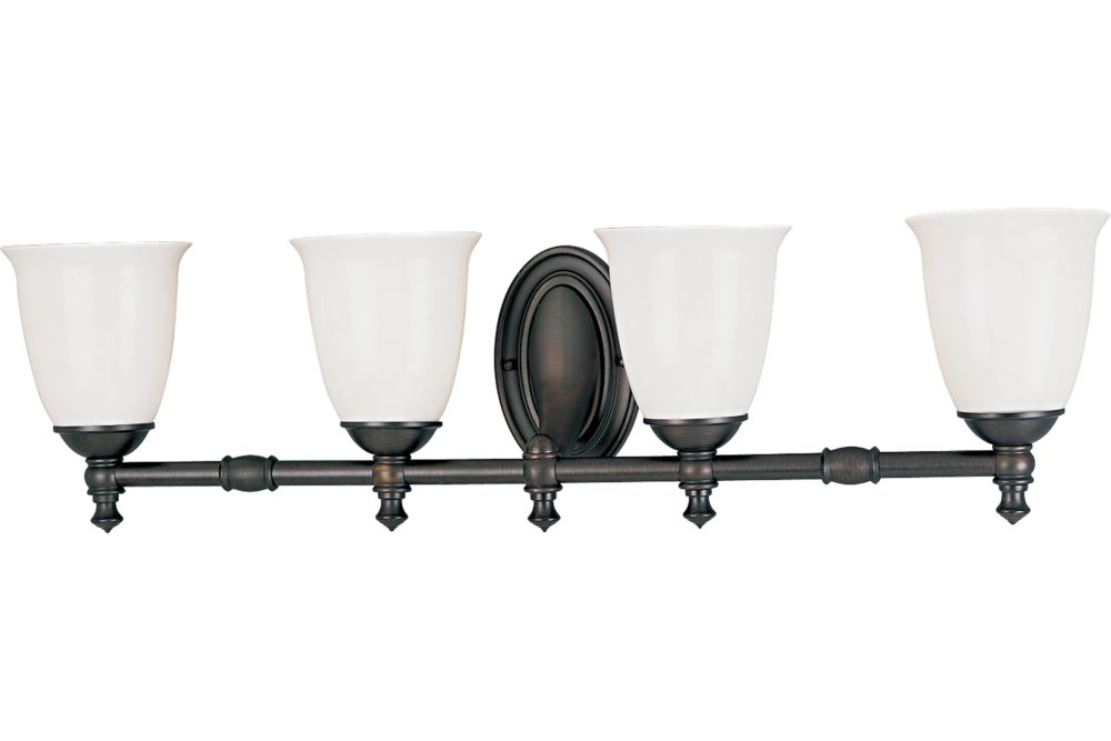 Victorian Collection Venetian Bronze 4-light Wall Bracket