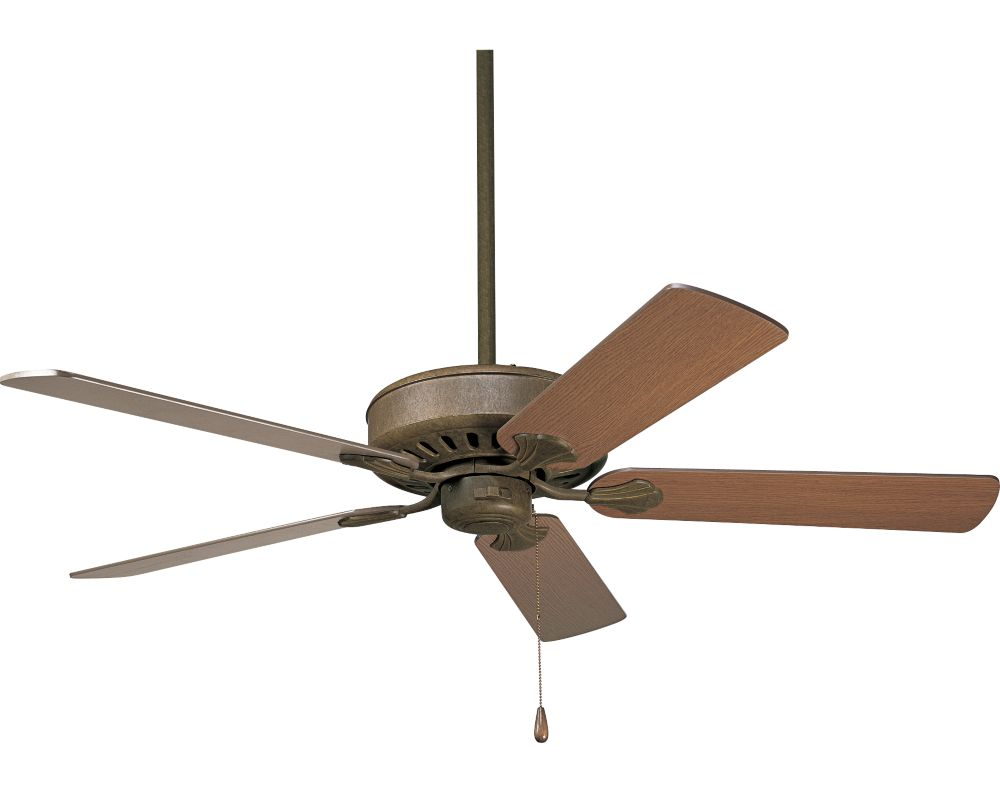52 In. AirPro Performance Burnished Chestnut Ceiling Fan
