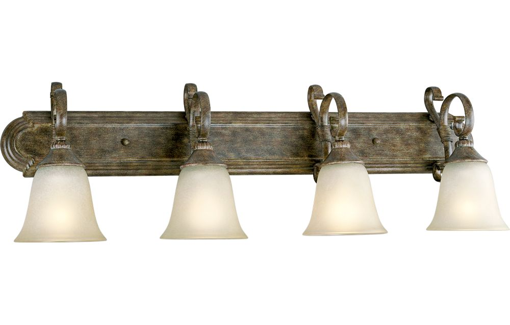Maison Orleans Collection Fieldstone 4-light Wall Sconce