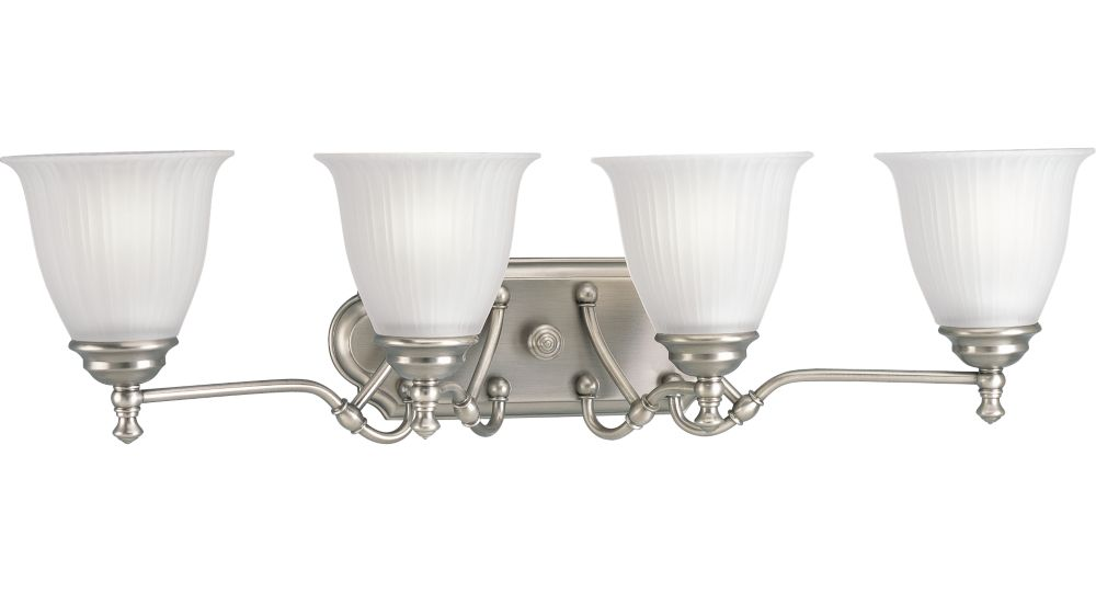 Renovations Collection Antique Nickel 4-light Wall Sconce