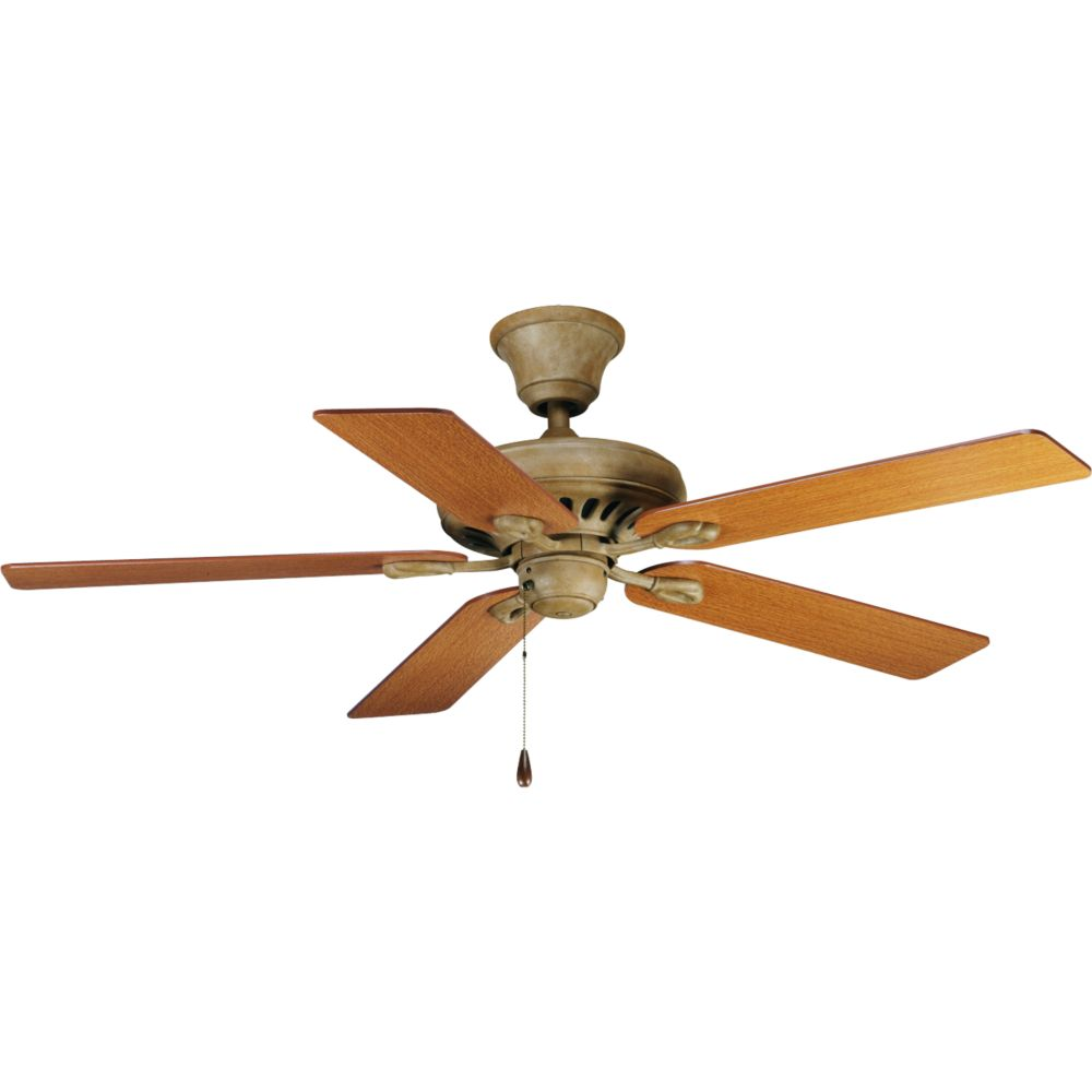 52 In. AirPro Signature Millstone Ceiling Fan