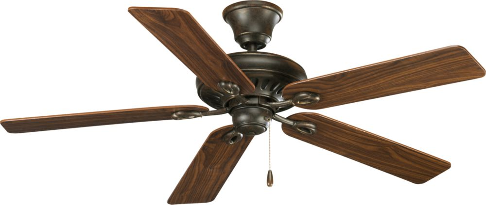52 In. AirPro Signature Forged Bronze Ceiling Fan