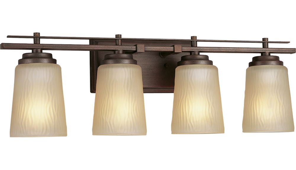 Riverside Collection Heirloom 4-light Wall Bracket