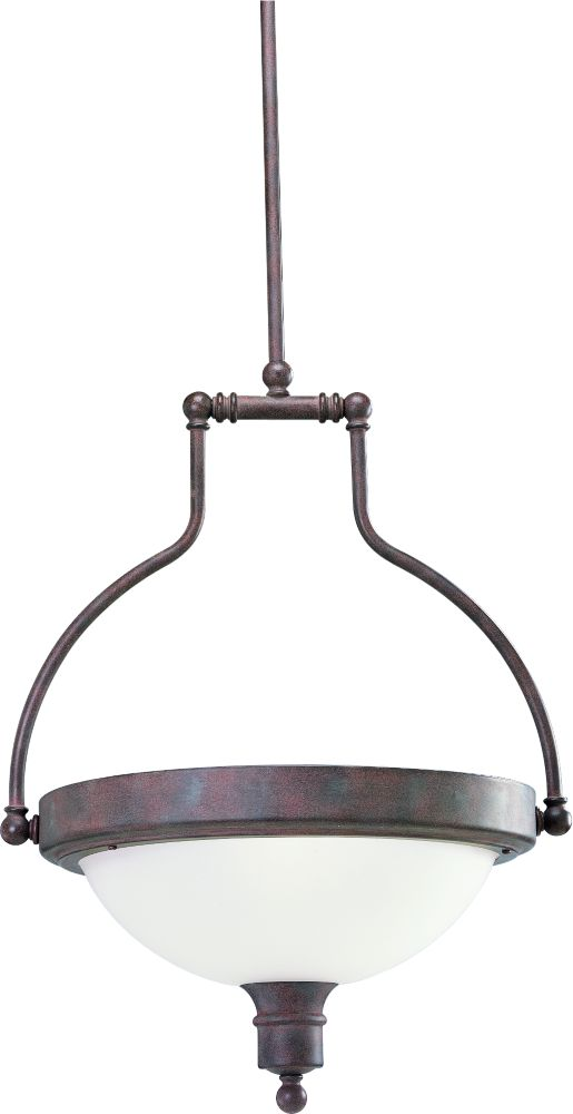 Madison Collection Cobblestone 1-light Pendant