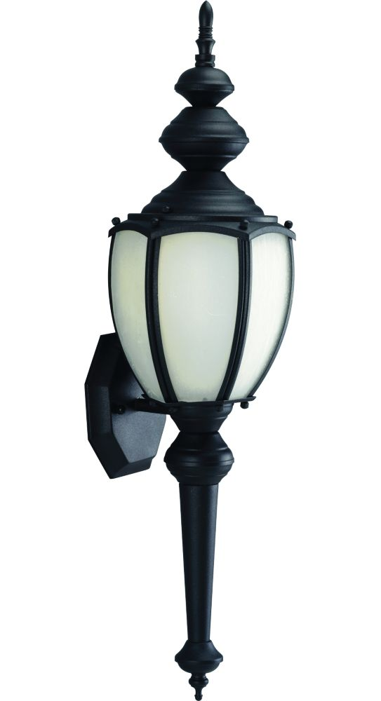 Carriage Classics Collection Black 1-light Wall Lantern