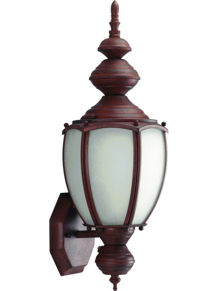 Carriage Classics Collection Cobblestone 1-light Wall Lantern