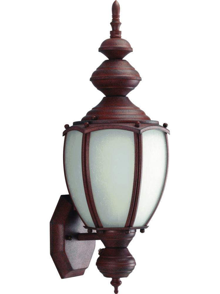 Carriage Classics Collection Cobblestone 1-light Wall Lantern