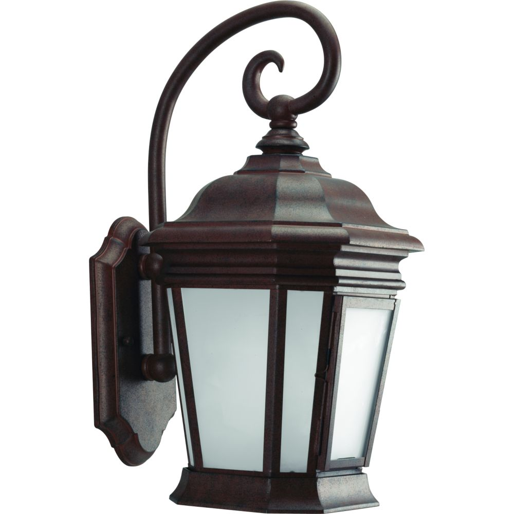 Crawford Collection Cobblestone 1-light Wall Lantern