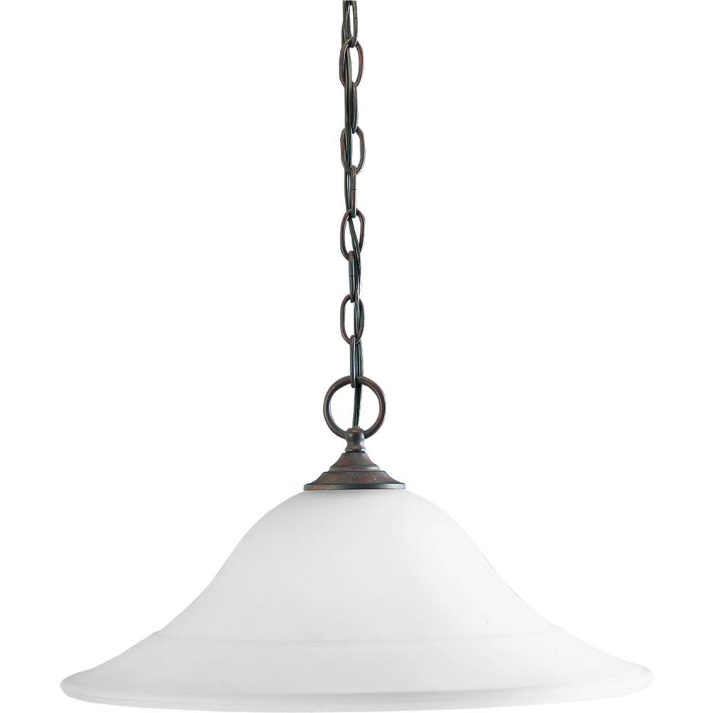 Trinity Collection Cobblestone 1-light Pendant