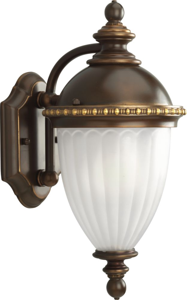Chesham Collection Oil Rubbed Bronze 1-light Wall Lantern