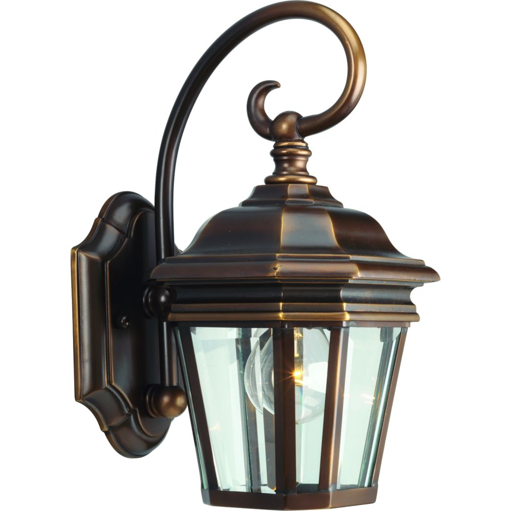 Crawford Collection Oil Rubbed Bronze 1-light Wall Lantern