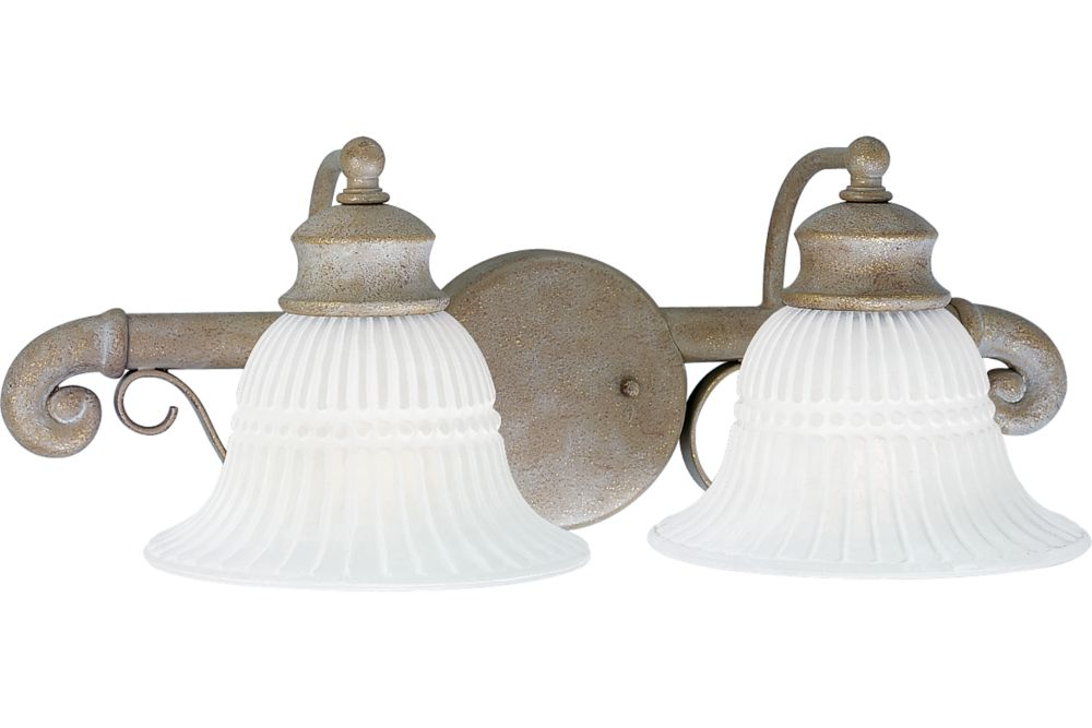 Renaissance Collection Millstone 2-light Wall Sconce