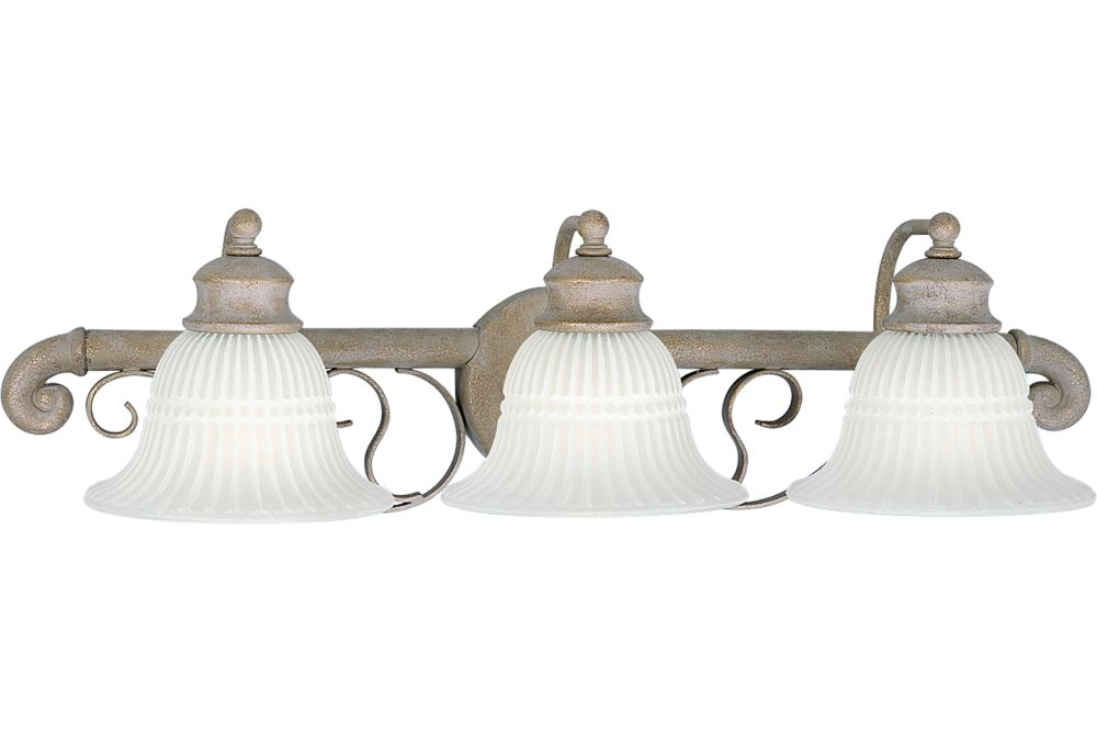 Renaissance Collection Millstone 3-Light Wall Sconce
