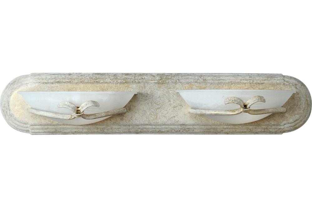 Masira Collection Venetian Gold 2-light Wall Bracket