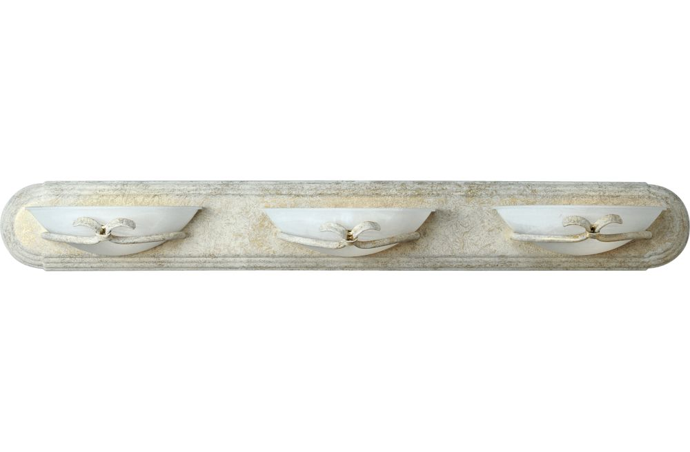 Masira Collection Venetian Gold 3-light Wall Bracket