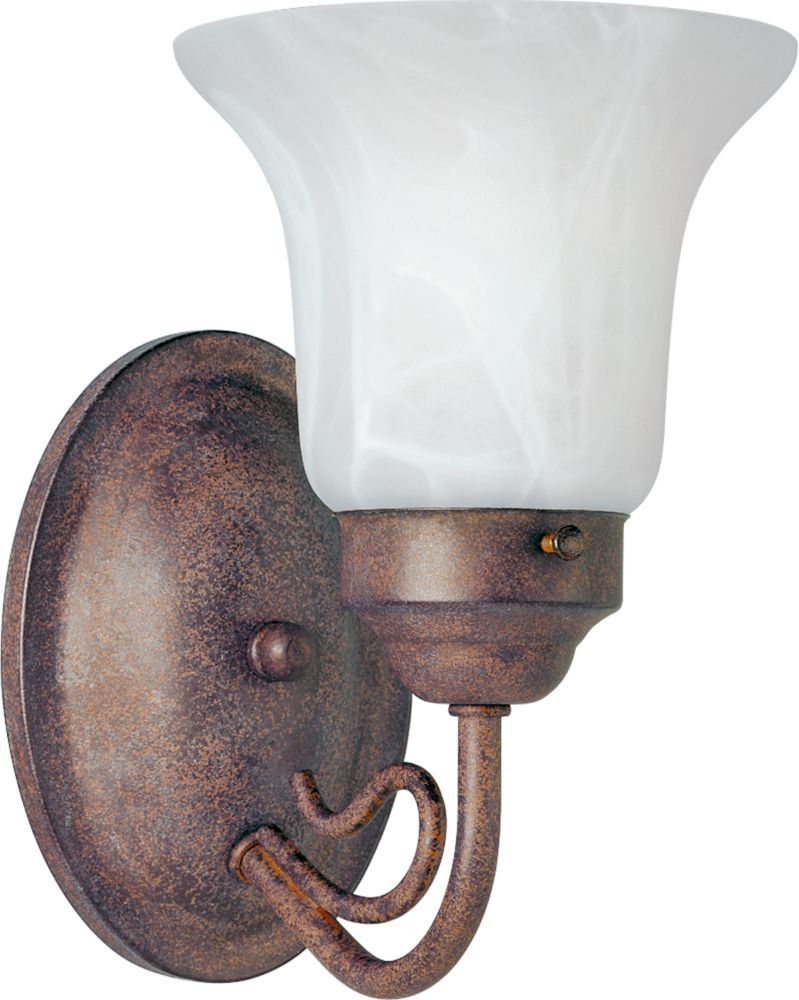Bedford Collection Cobblestone 1-light Wall Bracket