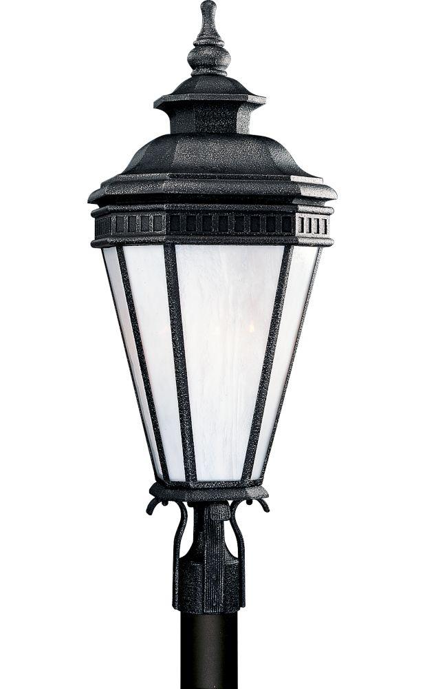 Lampadaire à 4 Lumières, Collection Georgian - fini Fer Doré