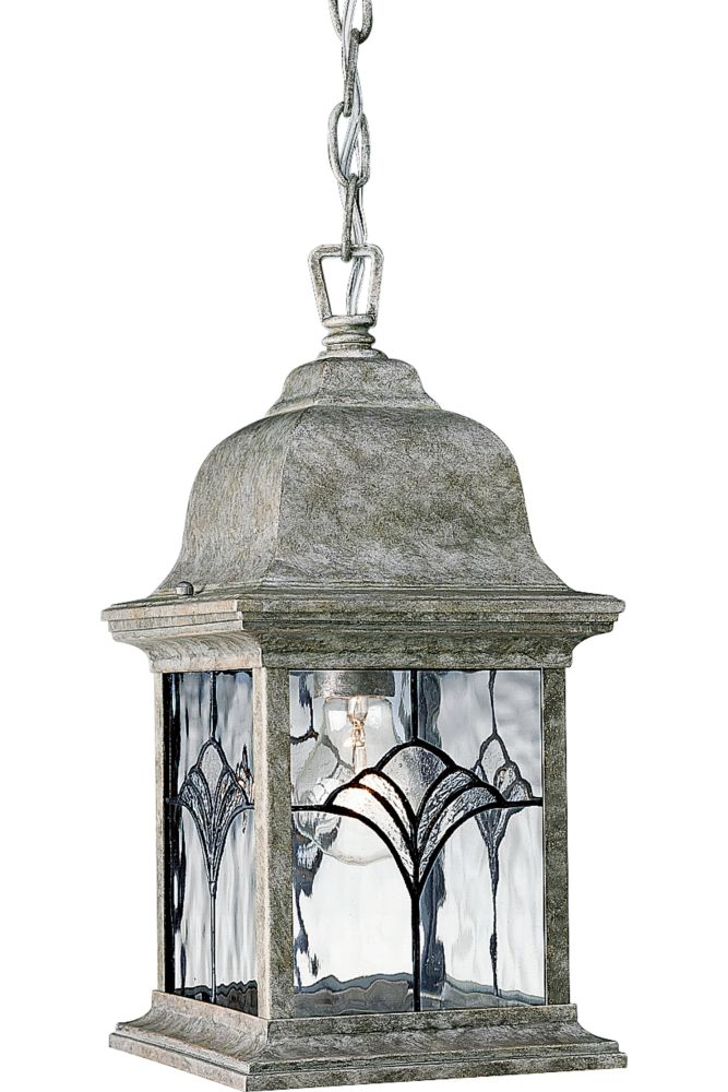 Tiffany Collection Golden Baroque 1-light Hanging Lantern