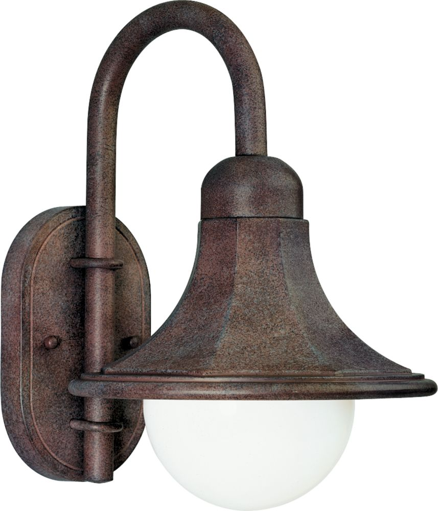 Oakmont Collection Cobblestone 1-light Wall Lantern