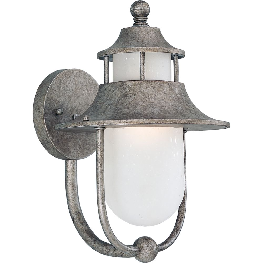 Cape Cod Collection Golden Baroque 1-light Wall Lantern