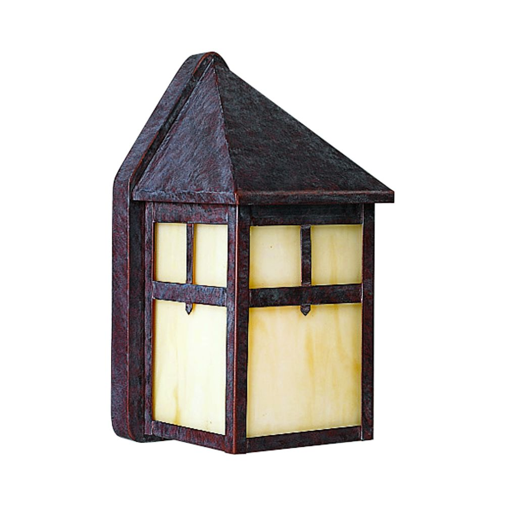 Mission Collection Cobblestone 1-light Wall Lantern