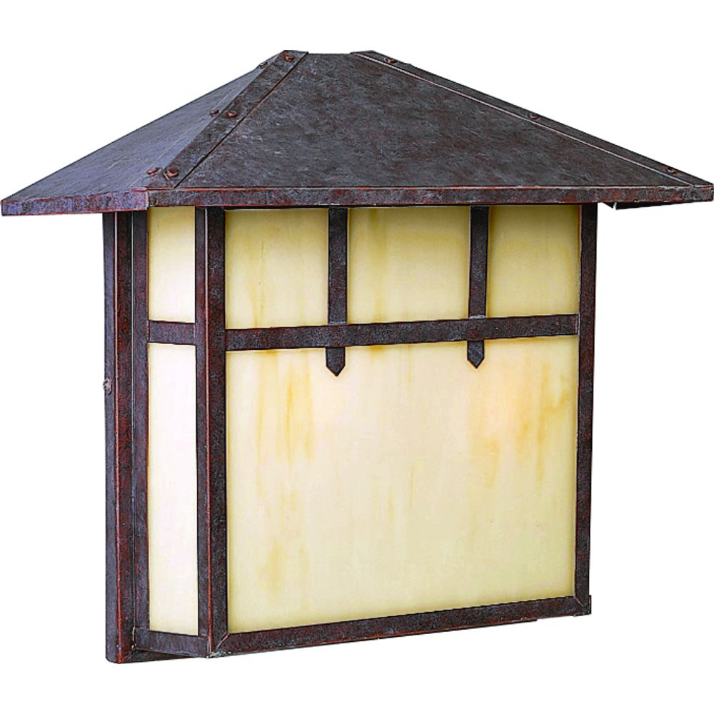 Mission Collection Cobblestone 2-light Wall Lantern