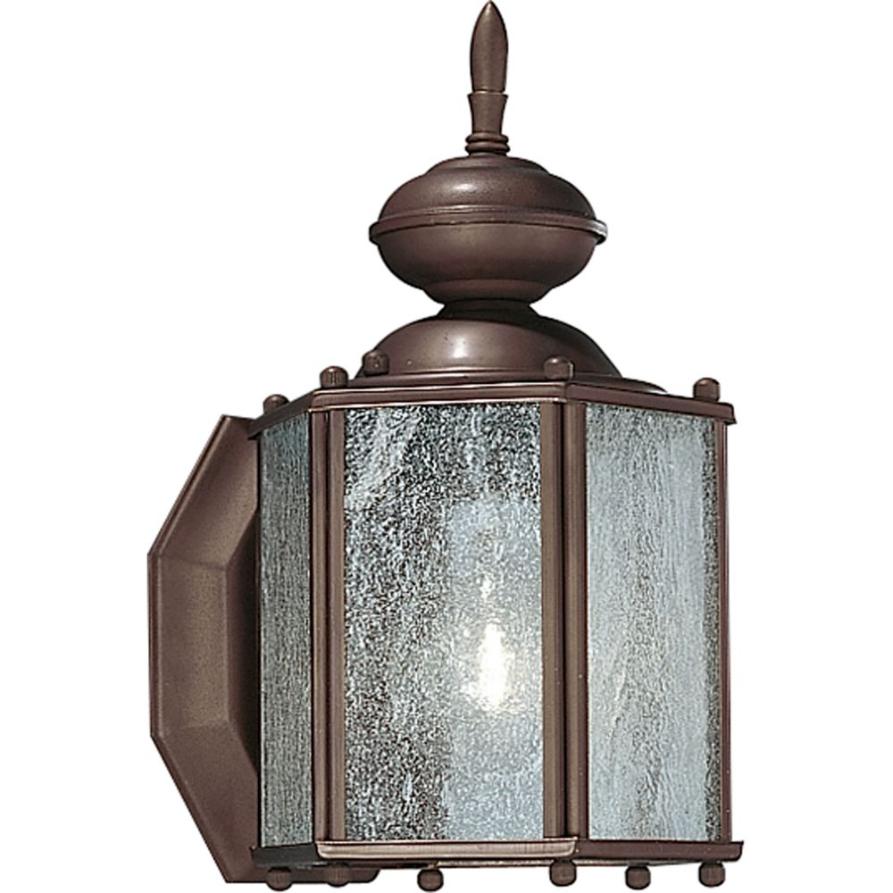 Carriage Classics Collection Roman Bronze 1-light Wall Lantern