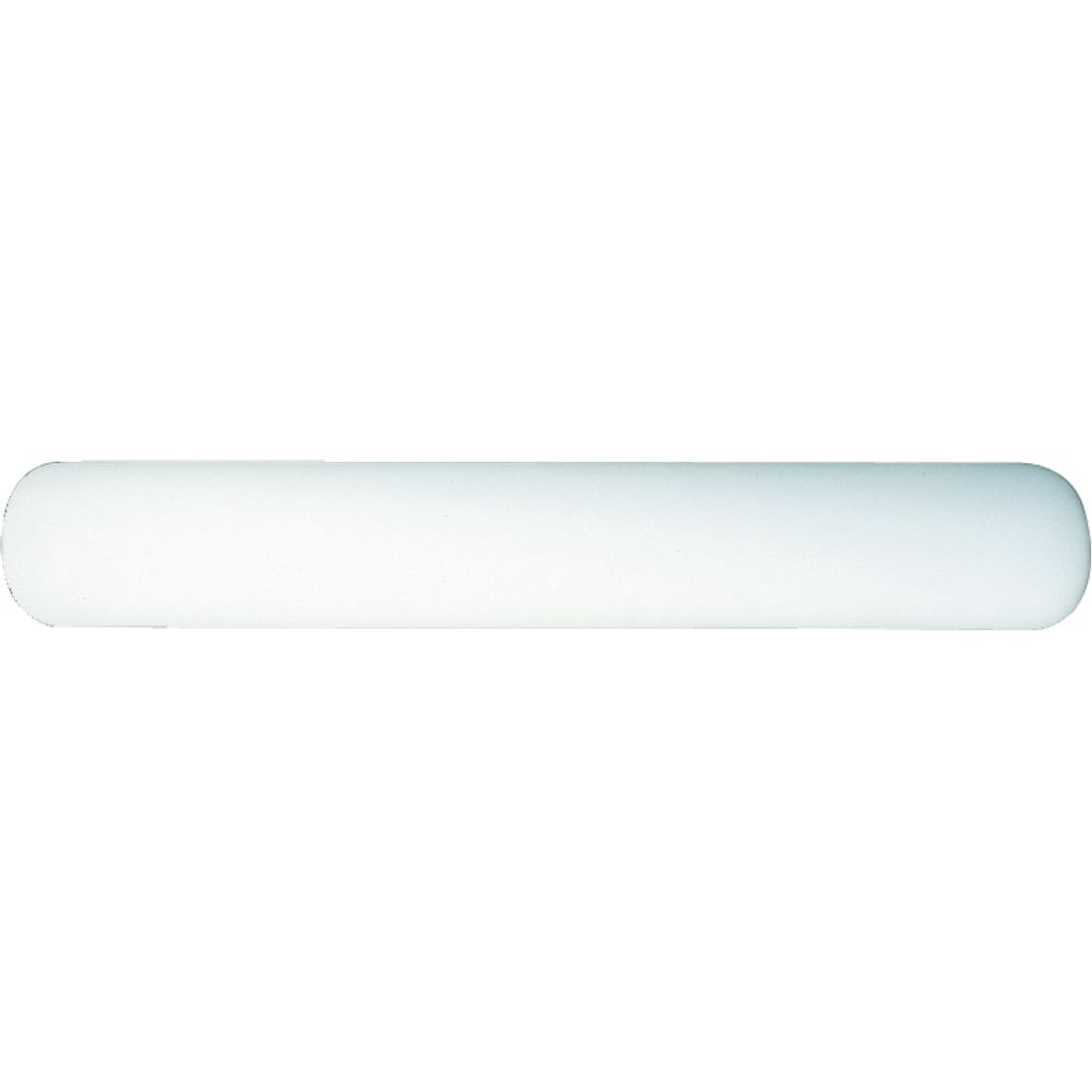 White 2-light Wall Sconce