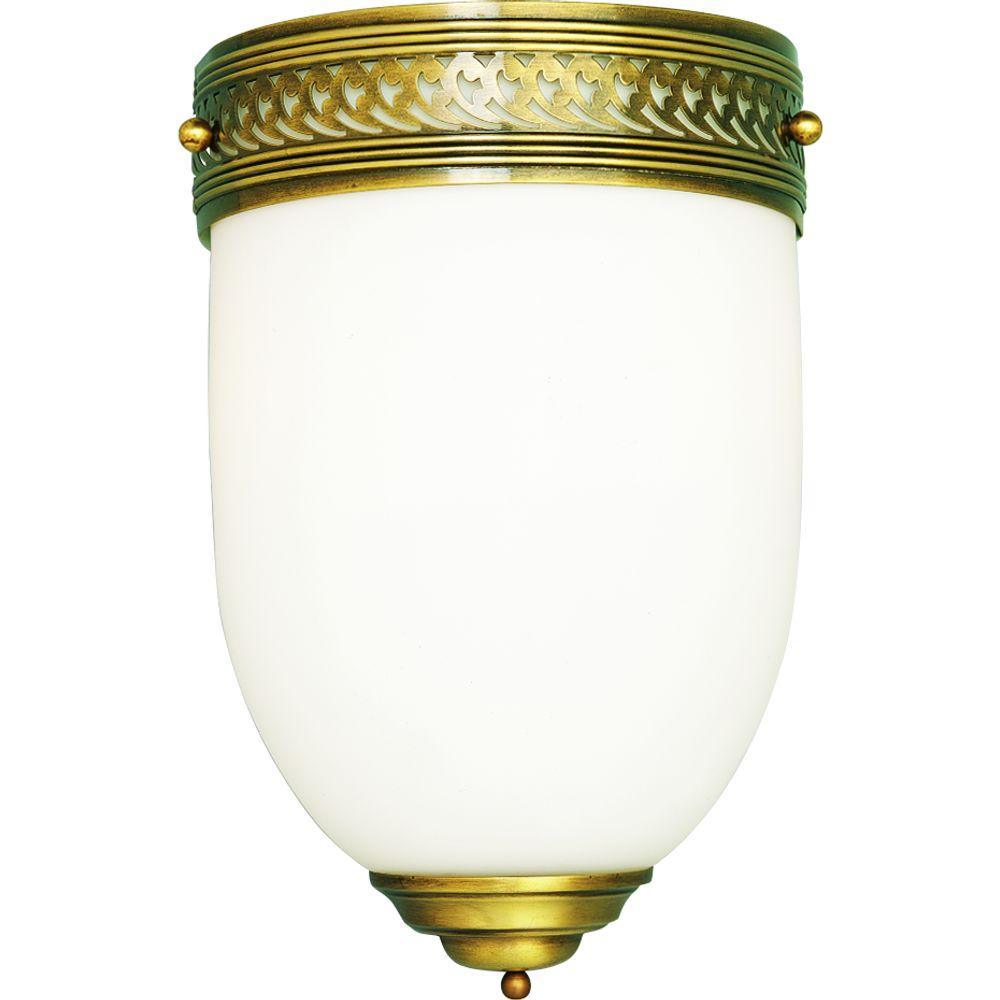 Antique Brass 2-light Wall Sconce