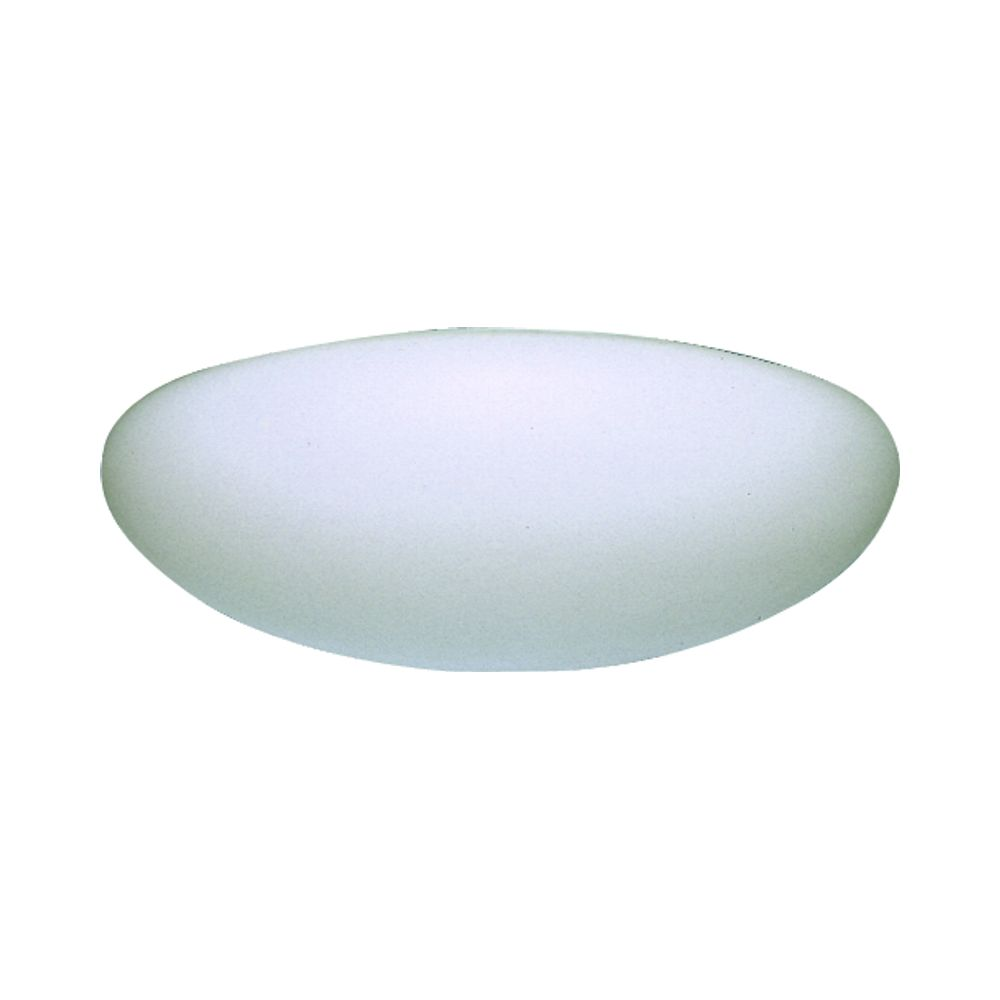 White 1-light Fluorescent Fixture