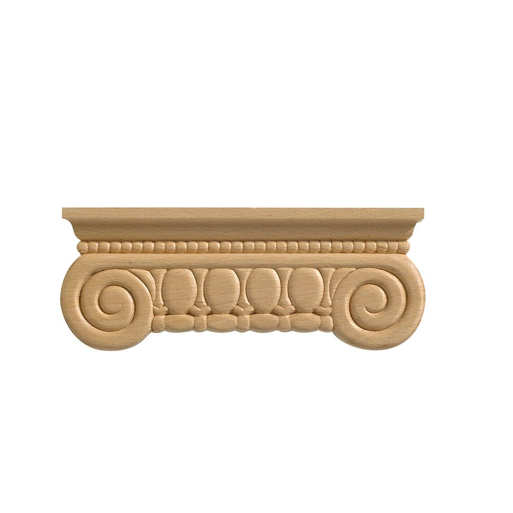 8 Inch Pilaster Capital
