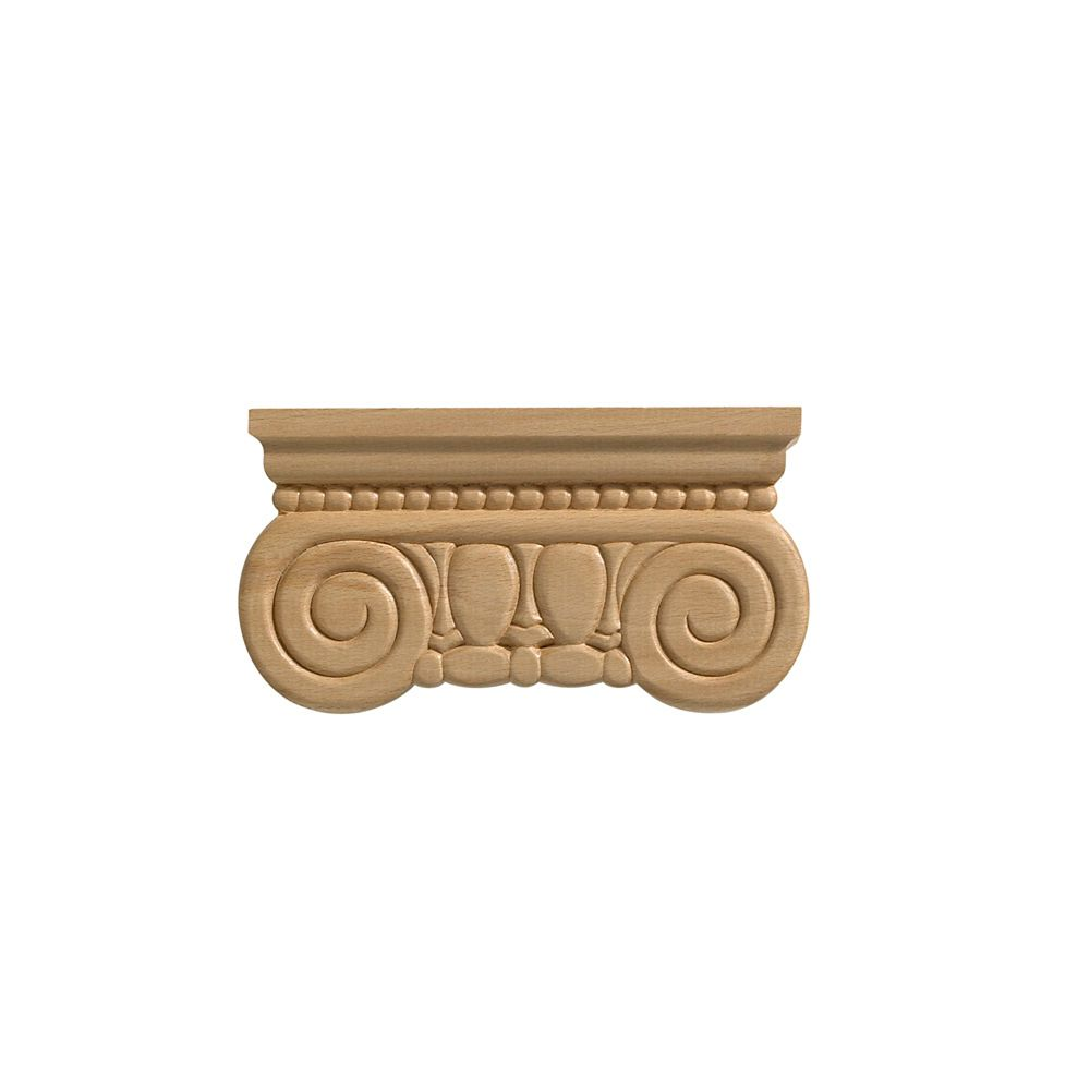 6 Inch Pilaster Capital