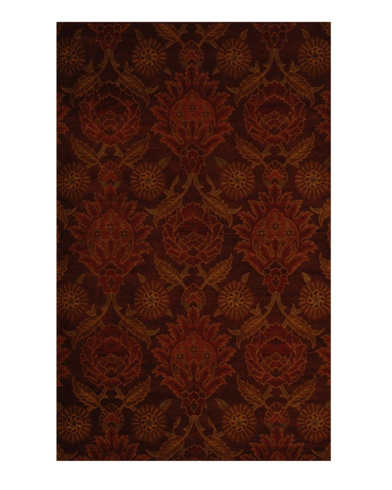 Ruby Jewel 5 Ft. x 8 Ft. Area Rug JEWEL58 Canada Discount